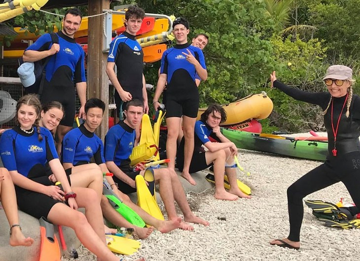JMSS Reef And Rainforest Trip