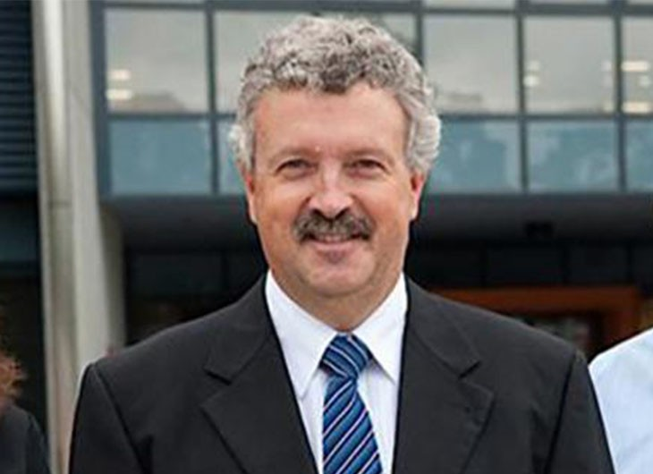 JMSS School Principal Peter Corkill