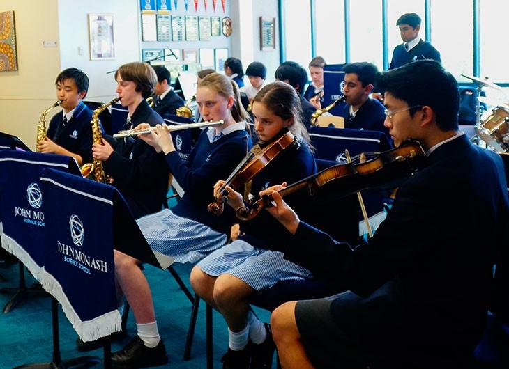 JMSS Music Program